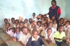 Nursery Class Apr 2009