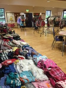 Fundraiser at St John's -Children's Clothing and Toy Sale