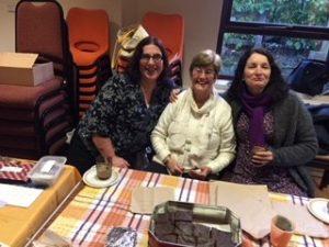 Afternoon tea - fundraiser update