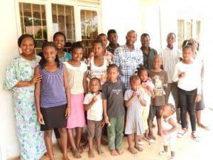 Christmas news from Matugga!