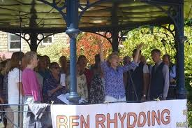 Ben Rhydding Community Choir - Sing for Matugga