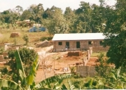 1st building feb 2001 (now clinic)